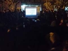 Defying Directive, Students Screen Beef Documentary at Delhi's JNU