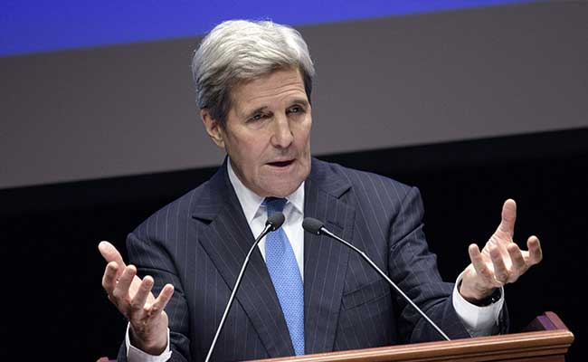 US to Integrate Climate Considerations Into Foreign Policy: John Kerry