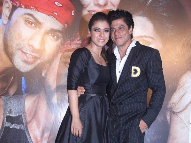 AbRam's Not Loving the Shah Rukh, Kajol Jodi. Here's Why