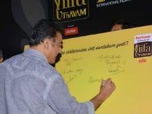 Kamal Haasan, Nagarjuna, Tamannaah Attend IIFA <I>Utsavam</i>