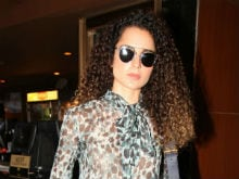Kangana Ranaut Was Called 'Interfering' For Making Suggestions on Set