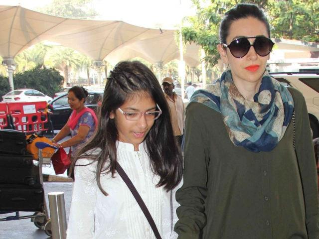 Karisma Kapoor's 10-Year-Old Daughter Stars in Short Film Screened at Fest