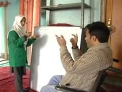 Struck by Terror, This 39-Year-Old  Kashmir Teacher is Now Spreading Hope