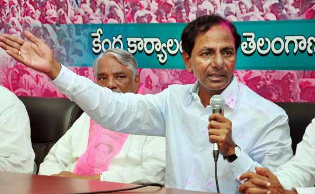 Telangana's KCR To Meet Mamata Banerjee Today To Discuss New Third Front