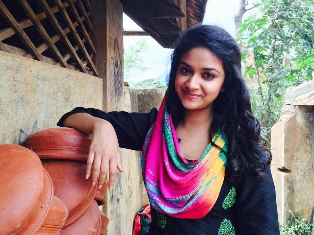 Keerthy Suresh May Star in Telugu Remake of Neram