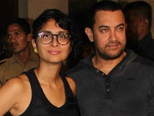 Why Aamir Khan Doesn't 'Need' Awards. Wife Kiran Explains