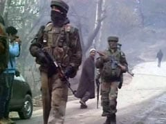 2 Terrorists Gunned Down In Jammu And Kashmir's Kupwara District