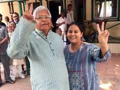 बिहार चुनाव : लालू प्रसाद यादव ने बिहार के लोगों को किया नमन