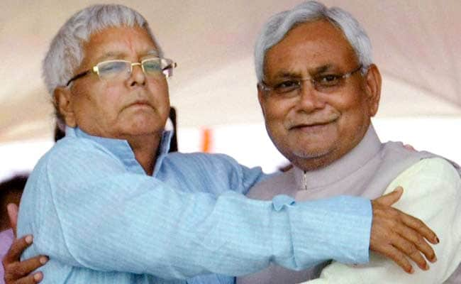 Son Tejashwi Won't Quit, Says Lalu Yadav To ndtv.com, But Adds, 'Unless...'