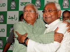 Nitish Kumar Elected Head of JD(U) Legislature Party