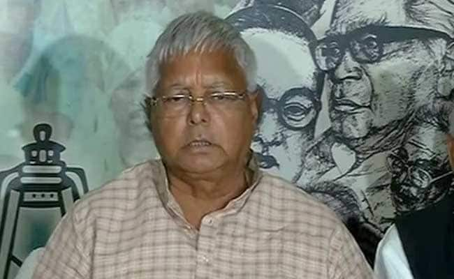 Lalu Prasad Confident of Winning 190 Seats in Bihar