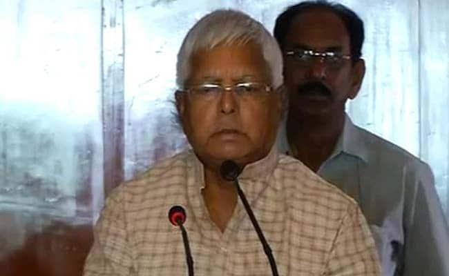 बिहार चुनाव के नतीजों का असर देश भर में पड़ेगा : लालू यादव