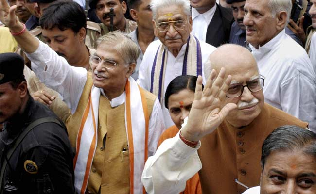 LK Advani, 89, Back In Spotlight As Supreme Court Revives Babri Conspiracy Charge
