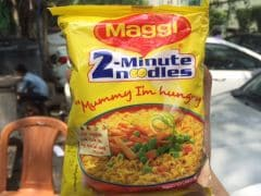 Nestle India Sells 3.3 Crore Packs of Maggi in 10 Days