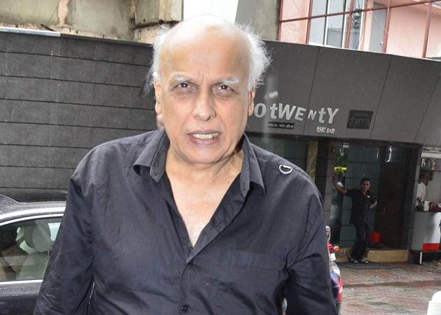 Mahesh Bhatt Describes Returning of Awards as a 'Brave Act'