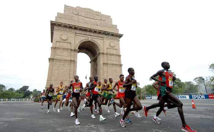 दिल्ली में सुबह के समय प्रदूषण खतरनाक स्तर पर, IMA ने हाफ मैराथन स्थगित करने की दी सलाह