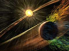 Strong Solar Winds May Have Stripped Life on Mars: NASA