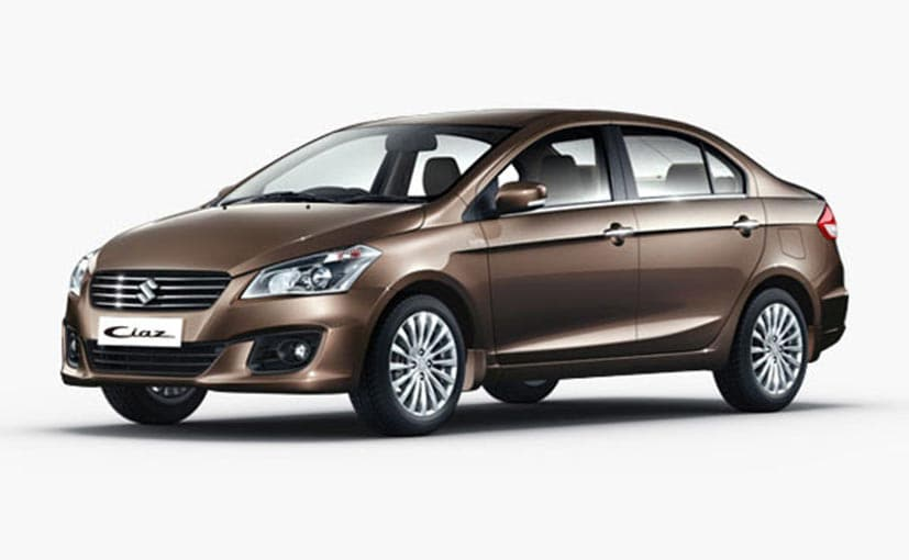 Maruti Suzuki Ciaz Zxi Automatic Silently Launched Priced At Rs