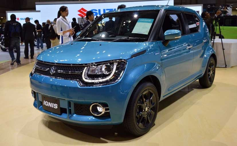 Upcoming Maruti Suzuki Cars to Be Showcased at Auto Expo 2016