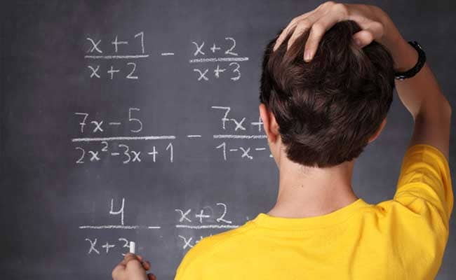 Love Math? Moderate Anxiety May Improve Performance