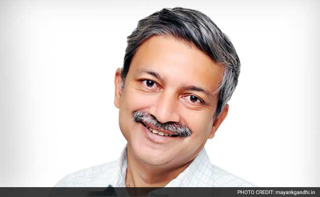 Mayank Gandhi Resigns From AAP National Executive