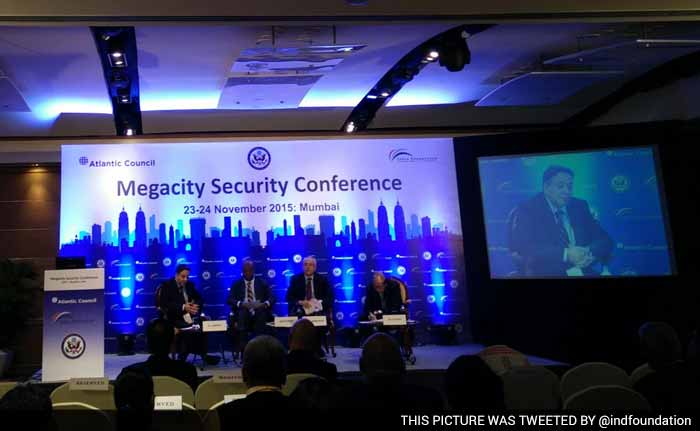2-Day Megacity Security Conference Begins in Mumbai