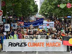 Australia Kicks Off Climate Rallies Ahead of Global Talks