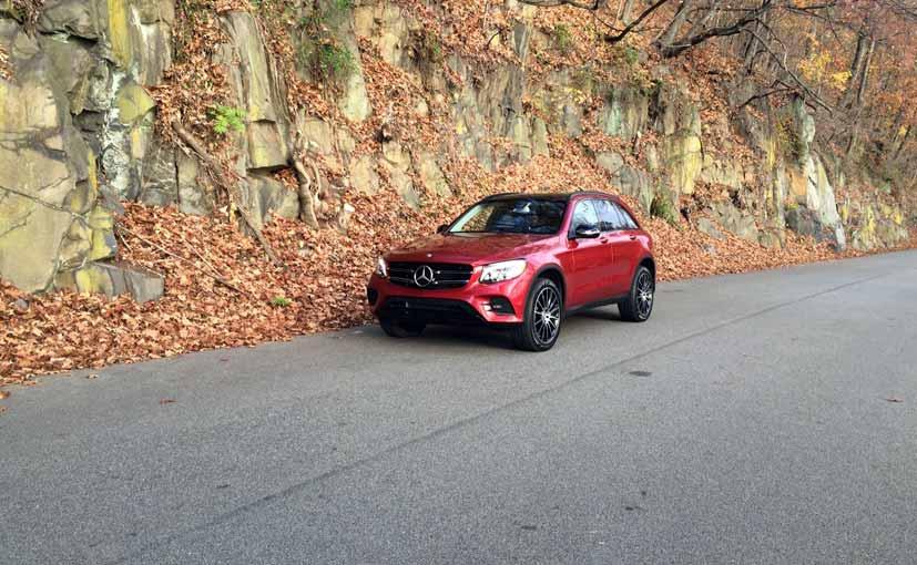 Exclusive: Mercedes-Benz GLC Review