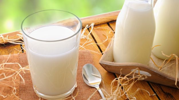 Milk - Vitamin A Rich Foods