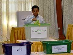 Myanmar Military Offer Olive Branch as Suu Kyi Poll Win Nears