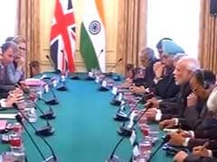 भारत, ब्रिटेन के बीच हुआ असैन्य परमाणु समझौता