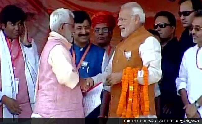 'Jungle Raj Now Has a Twin Brother Jantar Mantar': PM Modi Attacks Nitish Kumar, Lalu Prasad