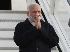 Britain Welcomes PM Modi With Video of Indian Community