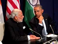 PM Modi Demonstrated Indian Leadership On Climate Change: White House