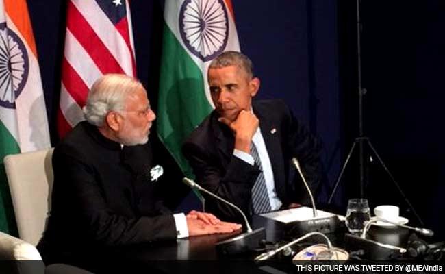 अमेरिकी थिंक टैंक ने कहा, मोदी-ओबामा ने विकसित किया है गहरा व्यावहारिक रिश्ता