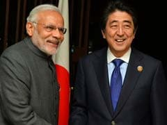 PM Modi, Japan's Shinzo Abe Meet During ASEAN-India Summit