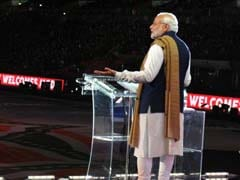 After James Bond, Brooke Bond, We Go to Rupee Bond: PM Modi at Wembley
