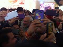 आंखों देखा हाल : प्रधानमंत्री नरेंद्र मोदी का पत्रकारों से दिवाली मिलन