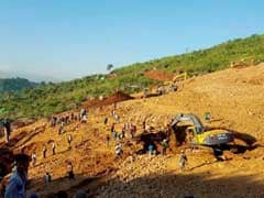 Nearly 100 Bodies Pulled From Landslide at Myanmar Jade Mine