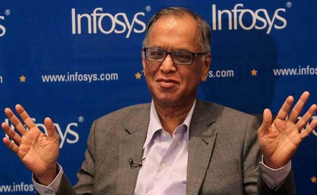 We Are Far, Far Away From Smart Cities: Infosys Co-Founder Narayana Murthy