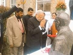 PM Narendra Modi Inaugurates Ambedkar Memorial in London