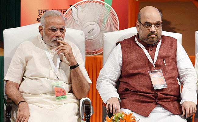 PM Modi To Fast On April 12 As BJP Protests 'Disruption Of Parliament By Opposition'