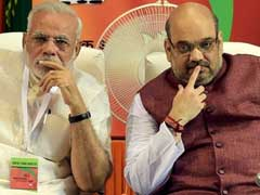 राजनाथ को फिर बनाएं बीजेपी अध्यक्ष और अमित शाह को गुजरात का सीएम : संघप्रिय गौतम
