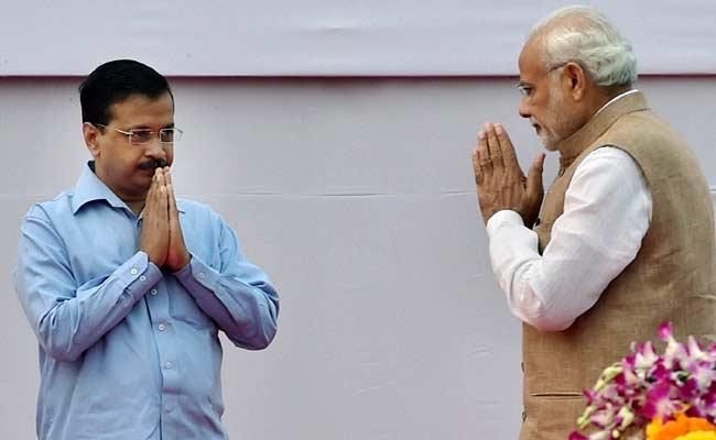 दिल्ली सरकार के धरने का चौथा दिन: CM केजरीवाल ने पीएम मोदी को लिखी चिट्ठी, पढ़ें उसमें क्या है खास