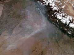 NASA Photo Shows Alarming State of Crop Burning in India