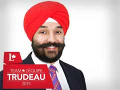 Indo-Canadian Sikh Lawmaker Navdeep Bains Likely to Get Ministerial Berth: Report
