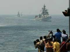 मॉक ड्रिल में हिस्सा ले रहे नौसेना अधिकारियों को आतंकवादी समझकर गिरफ्तार किया