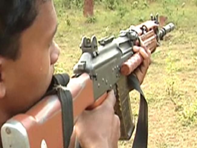 Constable Injured In Encounter With Naxals In Chhattisgarh