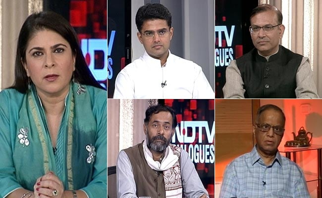 Full Transcript of The NDTV Dialogues - Can India Defeat Poverty?