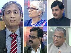 एनडीटीवी के Exit Poll का अनुमान, अबकी बार बिहार में NDA की सरकार
